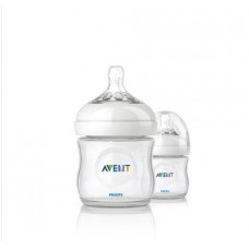 PHILIPS AVENT Bottle feeding natural pp (4oz/125ml) x 2 (OUT OF STOCK)