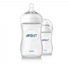 PHILIPS AVENT Bottle feeding natural pp (9oz/260ml) x 2 (OUT OF STOCK)