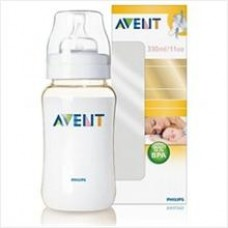 PHILIPS AVENT Bottle feeding pes (11oz/330ml) x 1 (OUT OF STOCK)