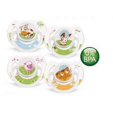 PHILIPS AVENT Pacifier animal (6 – 8 mths) x 2