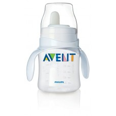 PHILIPS AVENT Bottle to first cup trainer (4oz/125ml) - 4 months