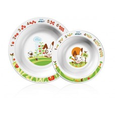 PHILIPS AVENT Two – bowl set -6 mths (OUT OF STOCK)
