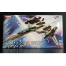 HASEGAWA Fortress macross 1/72 VF-19EF/A Isamu Special Macross Frontier Plastic Model