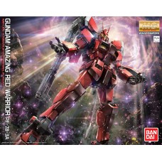 BANDAI Gundam MG 1/100 PF-78-3A Amazing Red Warrior Plastic Model
