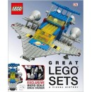 DK Lego Book - Great Lego Sets (A Visual History) Exclusive Micro-scale Space Cruiser