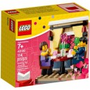 LEGO Seasonal 40120 valentine's day dinner 7+(114pcs)
