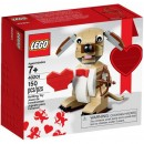 LEGO Seasonal 40201 valentine cupid dog 7+(150pcs)