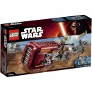 LEGO Star wars 75099 rey's speeder 7-12(193pcs)