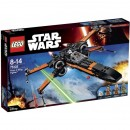 LEGO Star wars 75102 poe's x-wing fighter 8-14(717pcs)