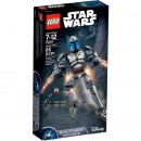 LEGO Star wars 75107 jango fett 7-12(85pcs)