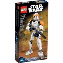 LEGO Star wars 75108 clone commander cody 7-12(82pcs)