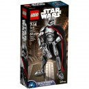 LEGO Star wars 75118 captain phasma 7-14(82pcs)