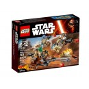 LEGO Star wars 75133 rebel alliance battle pack 6-12(101pcs)