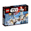 LEGO Star wars 75138 hoth attack 7-12(233pcs)
