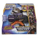 HASBRO Marvel guardians of the galaxy big blastin rocket raccoon