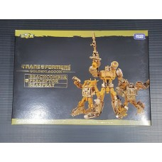 TAKARA TOMY Transformers golden lagoon beachcomber, perceptor, seaspray