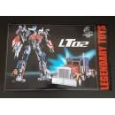 LEGENDARY TOYS Transformers Movie LT-02 Optimus Prime